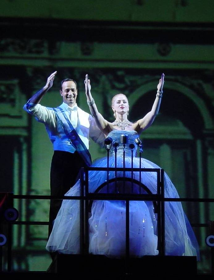 Juan Peron- EVITA National Tour