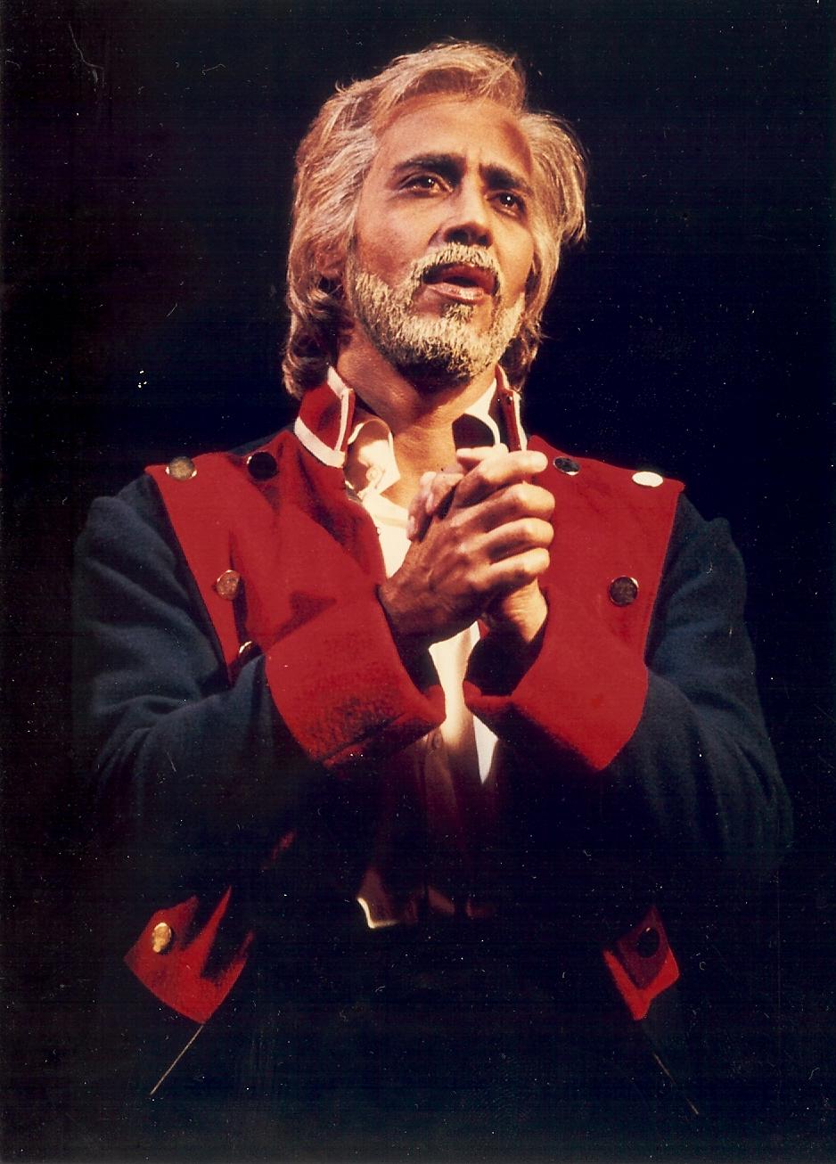 Jean Valjean- Broadway