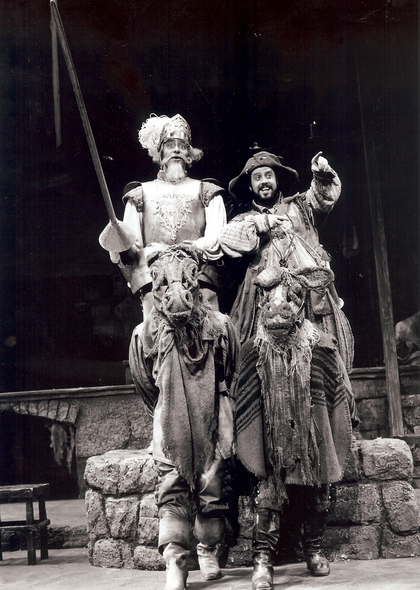 Don Quixote in Man of La Mancha