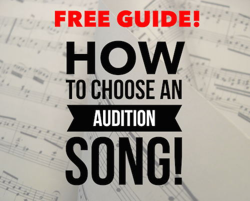 free-guide-How-to-choose-an-audition-song